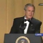 President Bush Impersonation, 2006 White House Correspondents Dinner- A Funny Video Clip