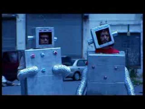 Robots – Flight Of The Conchords (Lyrics)