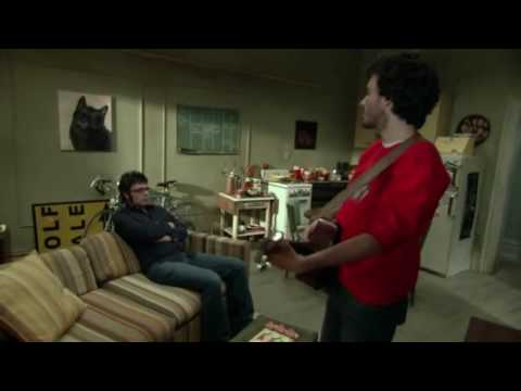 Rambling Through The Avenues Of Time – Flight Of The Conchords (Lyrics)