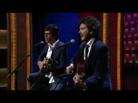 Flight Of The Conchords On Conan O'Brien