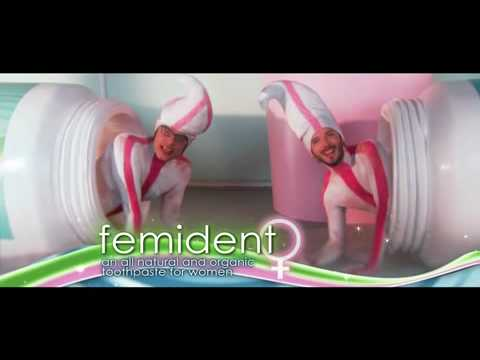 Femident Toothpaste – Flight Of The Conchords (Lyrics)