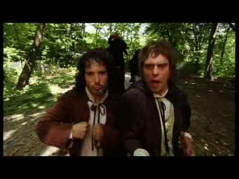 Frodo – Flight Of The Conchords (Lyrics)