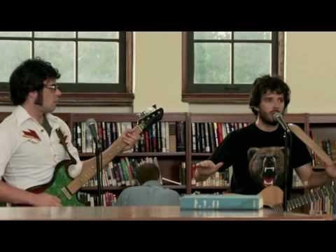 Rap (Is Not Very Good) – Flight Of The Conchords (Lyrics)