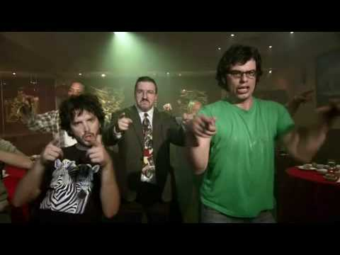 Sugalumps – Flight Of The Conchords (Lyrics)