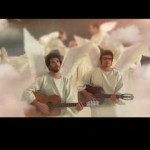 Angels - Flight Of The Conchords (Lyrics)