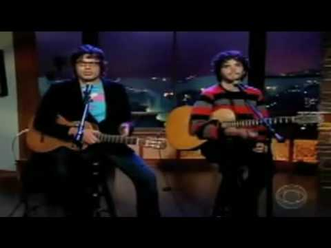 Flight Of The Conchords On Craig Ferguson