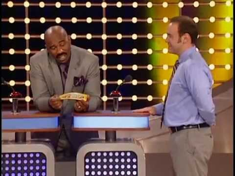 Hand In The Butt! – Family Feud