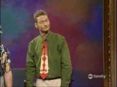 whose line is it anyway-bad odour hoedown Ryan Fails !!!