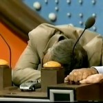 Richard Dawson Cracks Up! - Family Feud