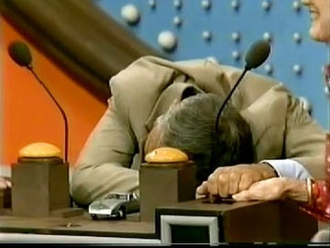 Richard Dawson Cracks Up! – Family Feud