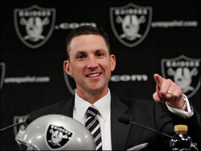 Why Did the Oakland Raiders Fire Dennis Allen? (A Love Poem)